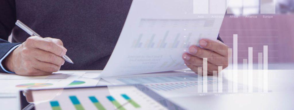 L'étude fiscale et financière