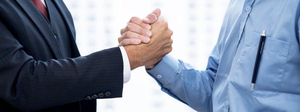 Un professionnel qui s'engage comme vous avec vos clients