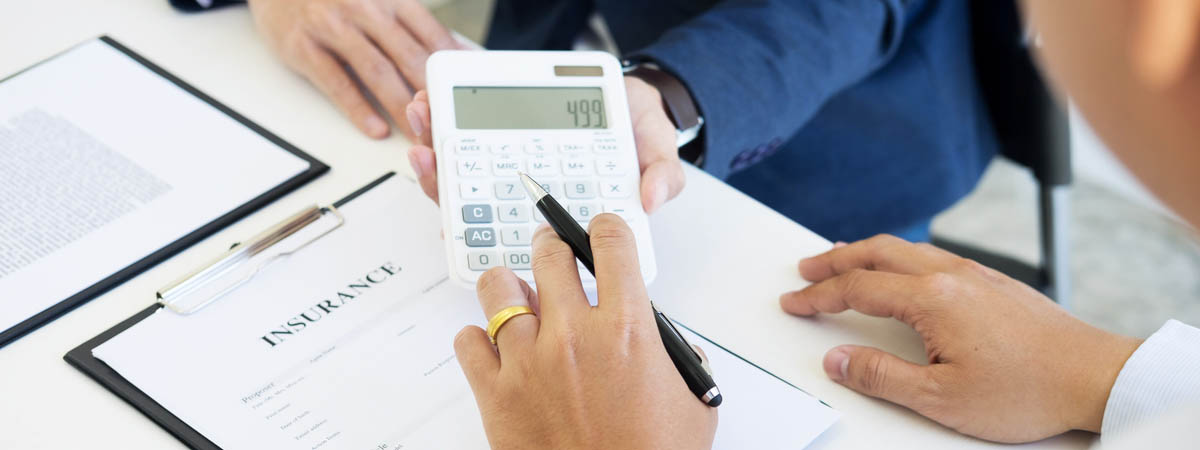 Mode de calcul du taux de l'assurance vie